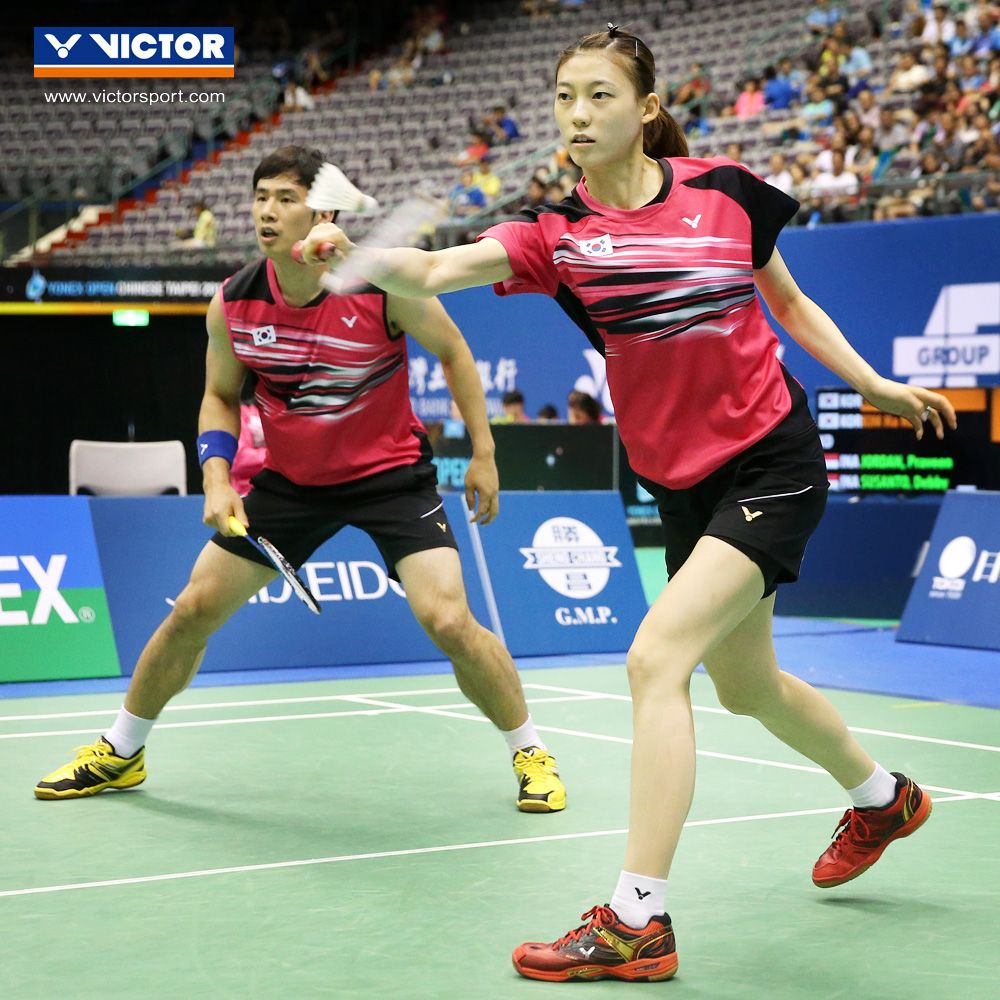 All Korean Affair in Taipei Shows Growing Force in Mixed Doubles