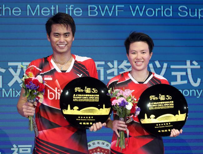 Natsir/Ahmad crowned in China, Kevin/Markus won 3rd Superseries titles